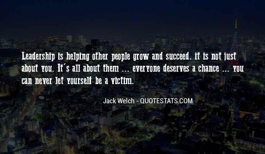 Quotes About Helping Others Succeed #520287