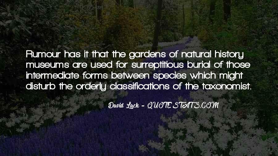 Quotes About Natural Forms #1487385