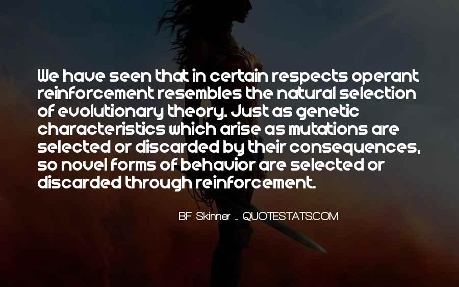 Quotes About Natural Forms #661133