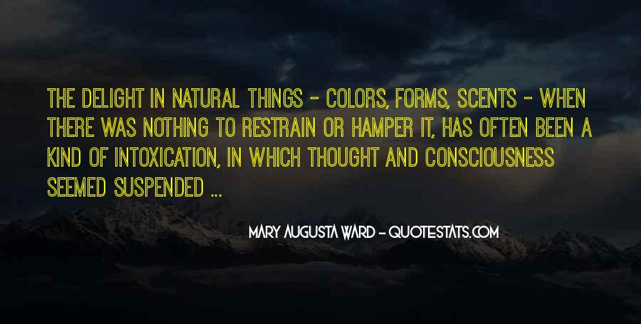 Quotes About Natural Forms #747506