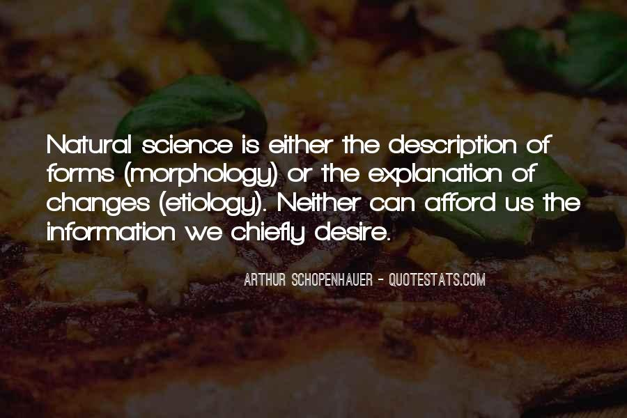 Quotes About Natural Forms #818689