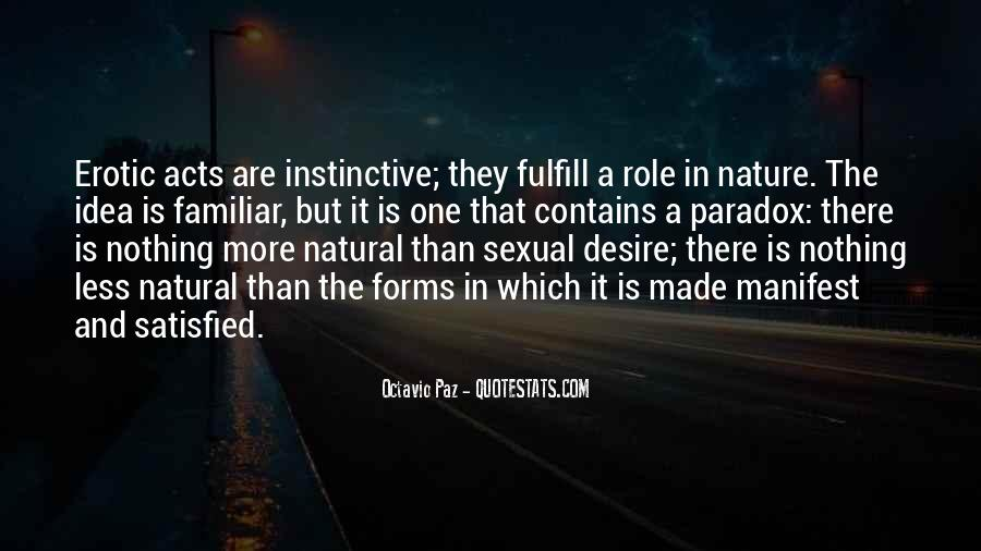 Quotes About Natural Forms #883571