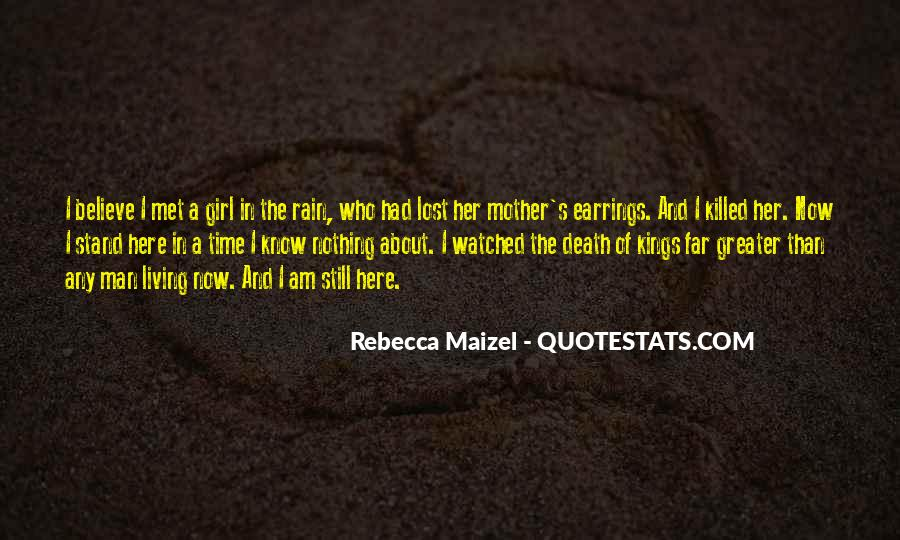 Quotes About A Girl U Lost #95769