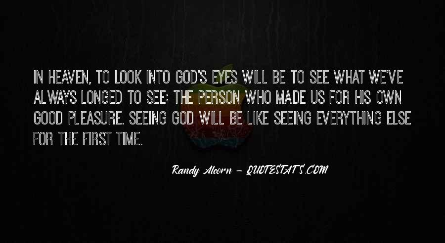 Quotes About Seeing You In Heaven #1267149