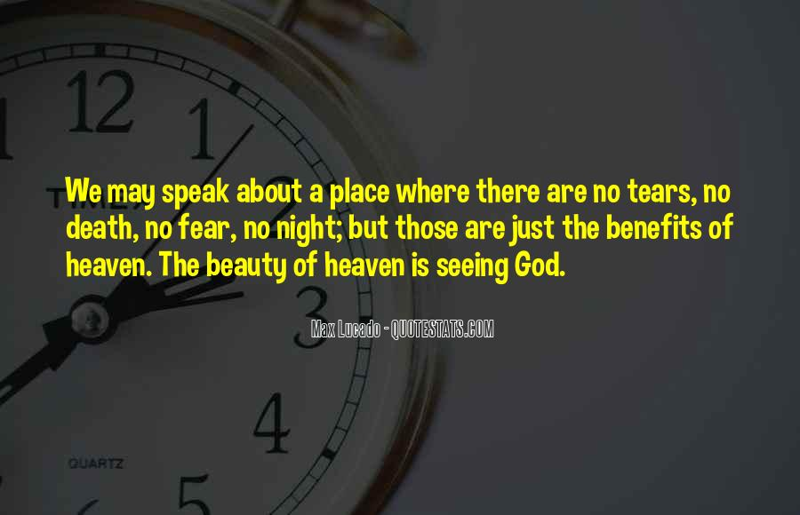 Quotes About Seeing You In Heaven #1645646