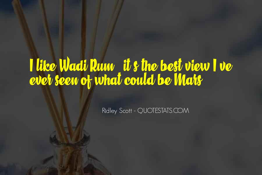 Quotes About Wadi Rum #250157