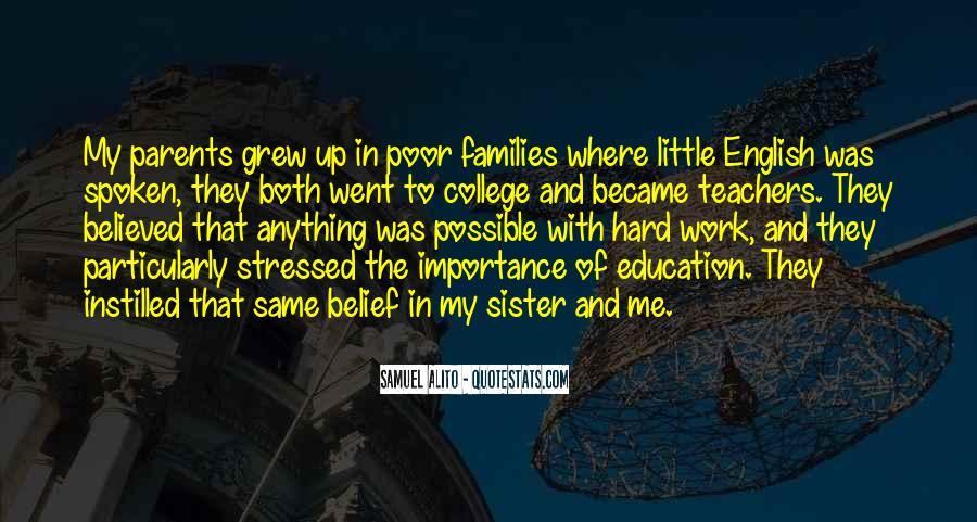 Quotes About Poor Education #1203637