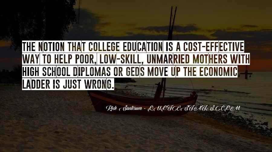 Quotes About Poor Education #1320686