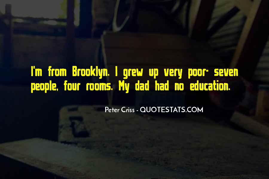 Quotes About Poor Education #1357949