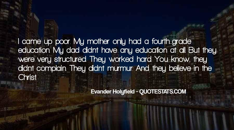 Quotes About Poor Education #1370160
