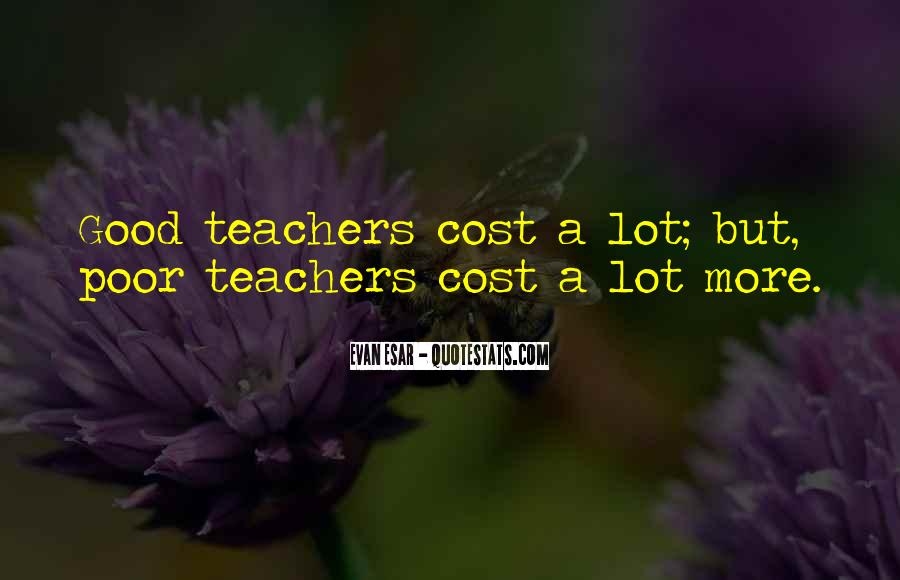 Quotes About Poor Education #1394235