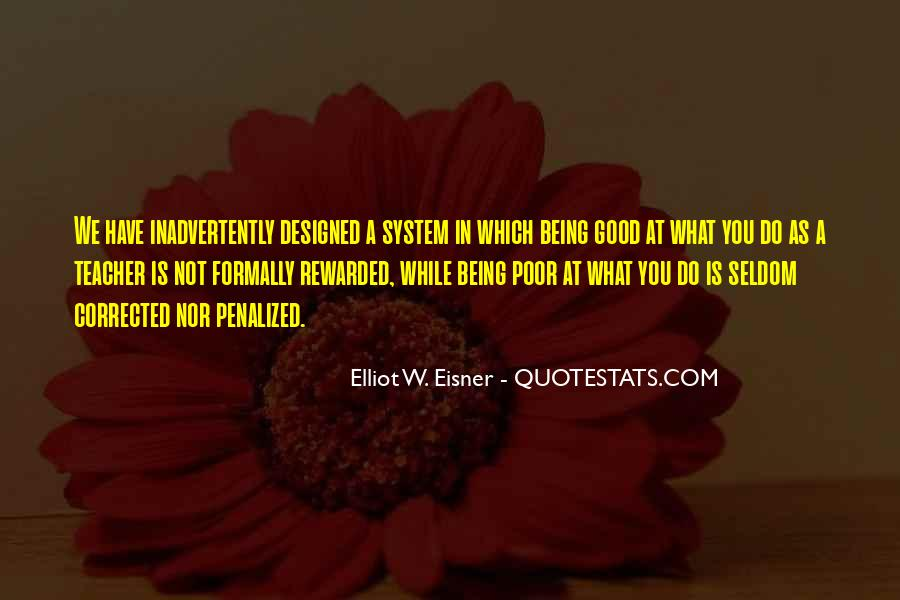 Quotes About Poor Education #1478189