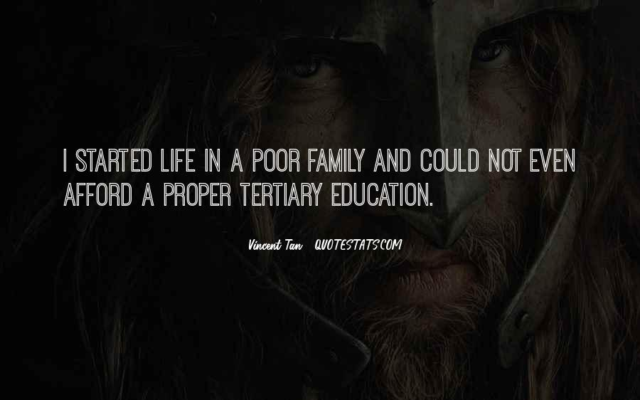 Quotes About Poor Education #1687592