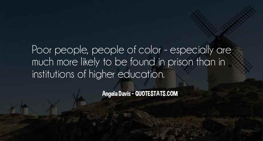 Quotes About Poor Education #215638