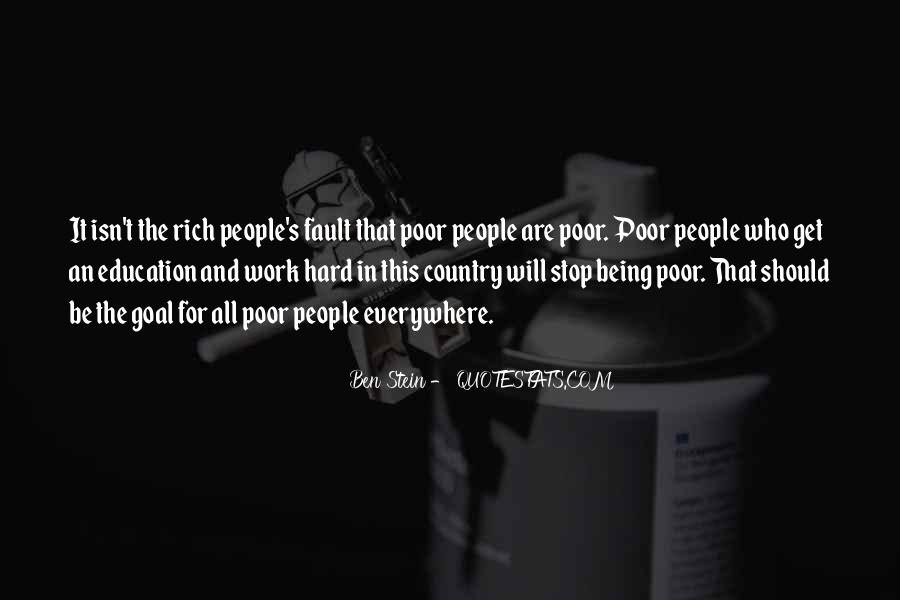 Quotes About Poor Education #303632