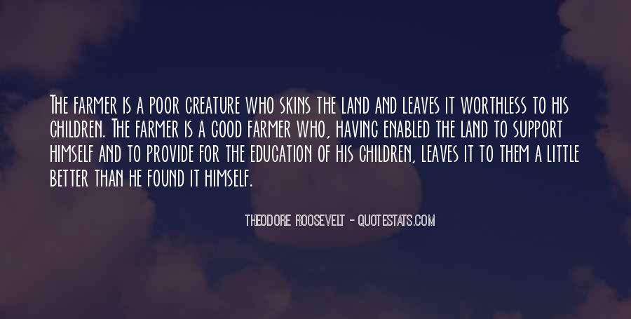 Quotes About Poor Education #323056