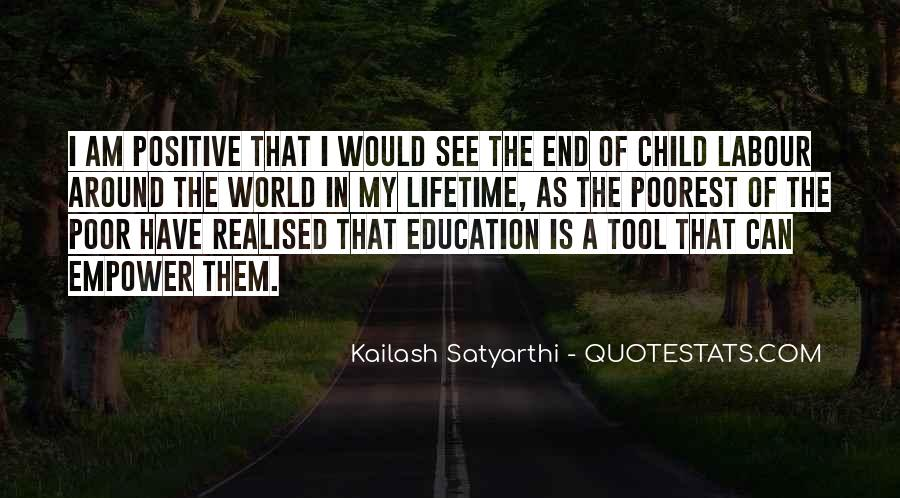 Quotes About Poor Education #403006