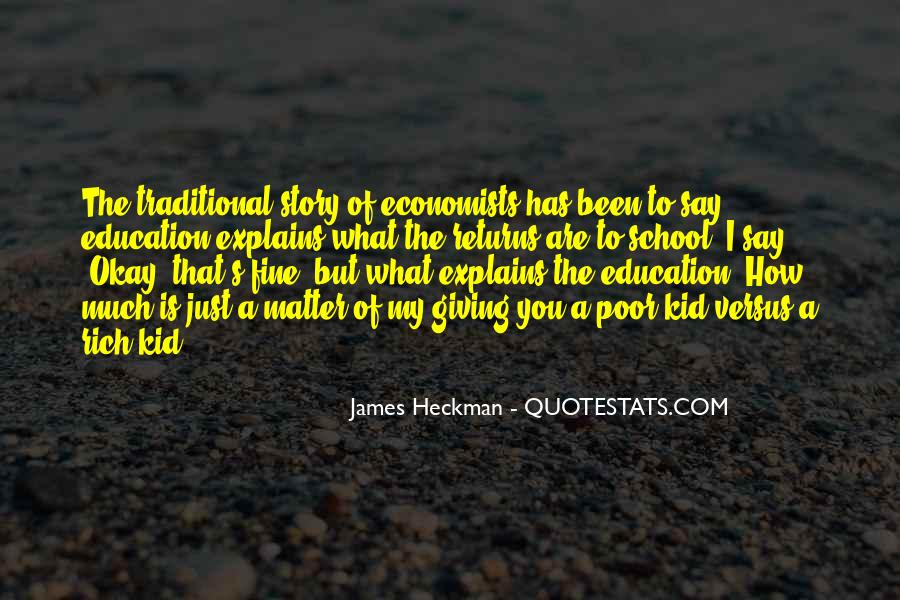 Quotes About Poor Education #496381