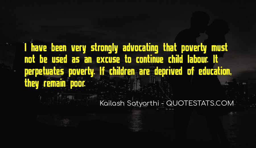 Quotes About Poor Education #501059