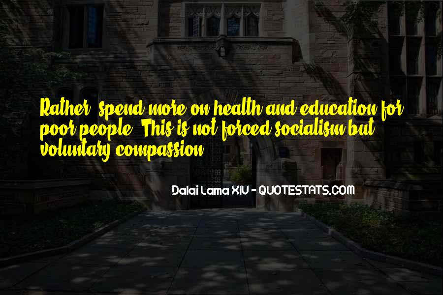 Quotes About Poor Education #54985