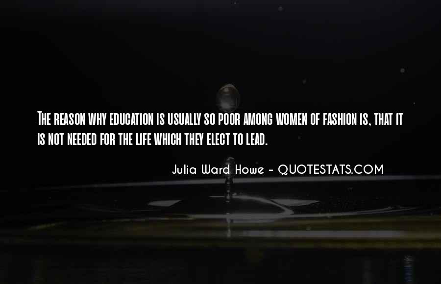 Quotes About Poor Education #562490