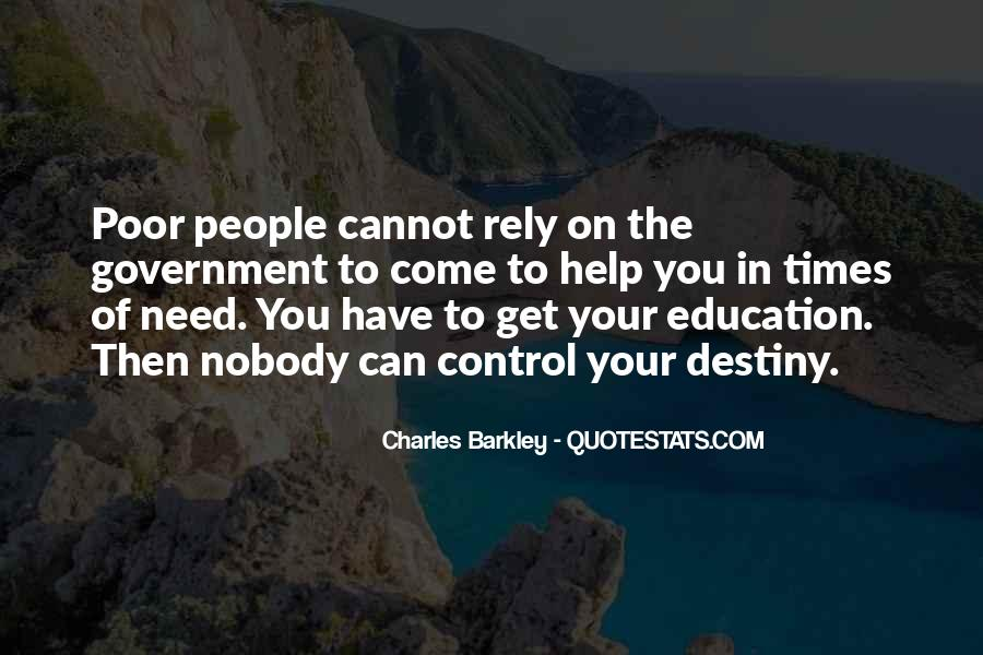 Quotes About Poor Education #563938