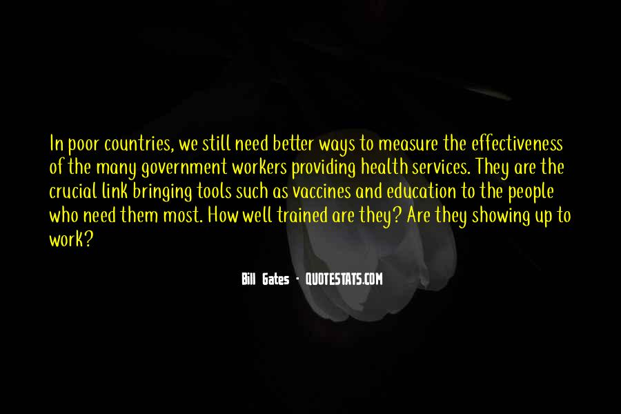 Quotes About Poor Education #766017