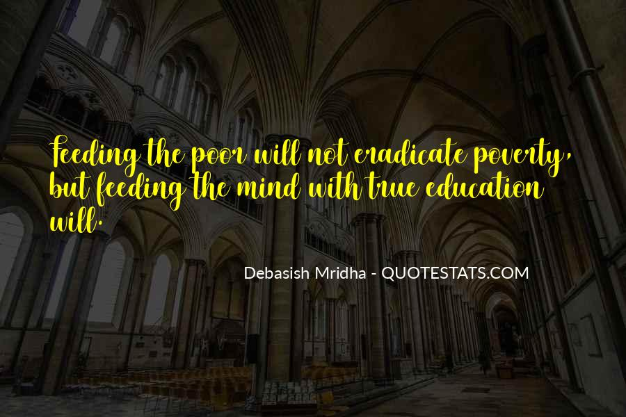 Quotes About Poor Education #961905