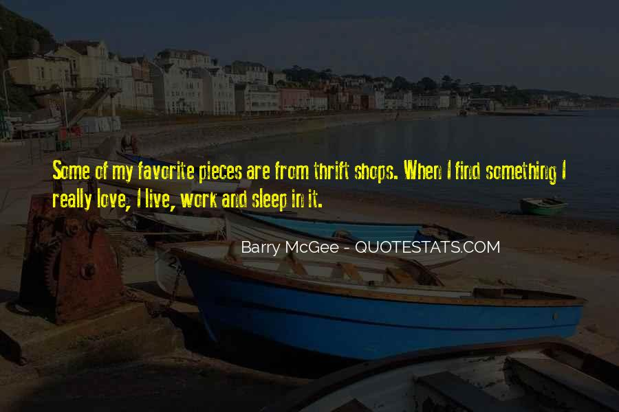 Quotes About Thrift Shops #1623054