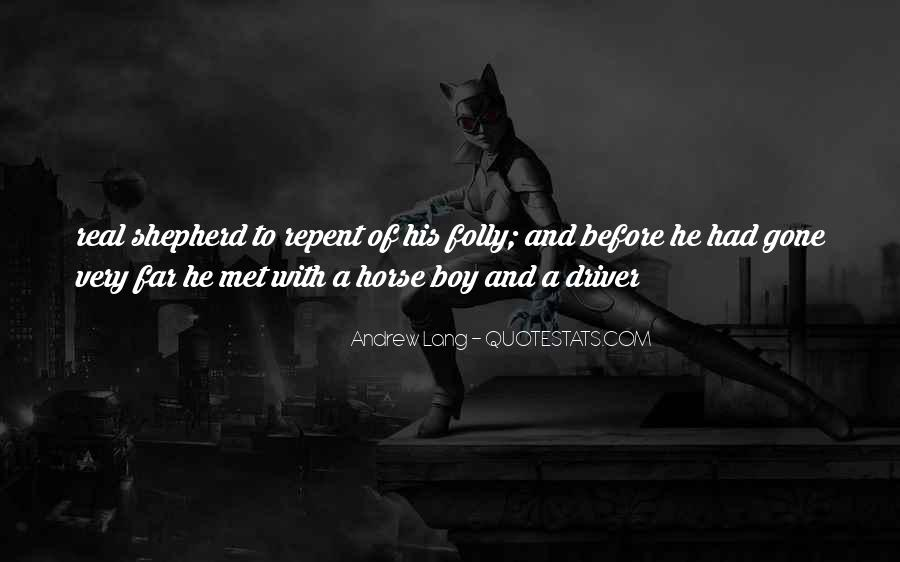 Quotes About A Boy You Just Met #827442