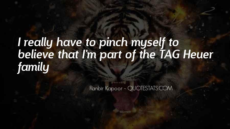 Quotes About Tag Heuer #1169576