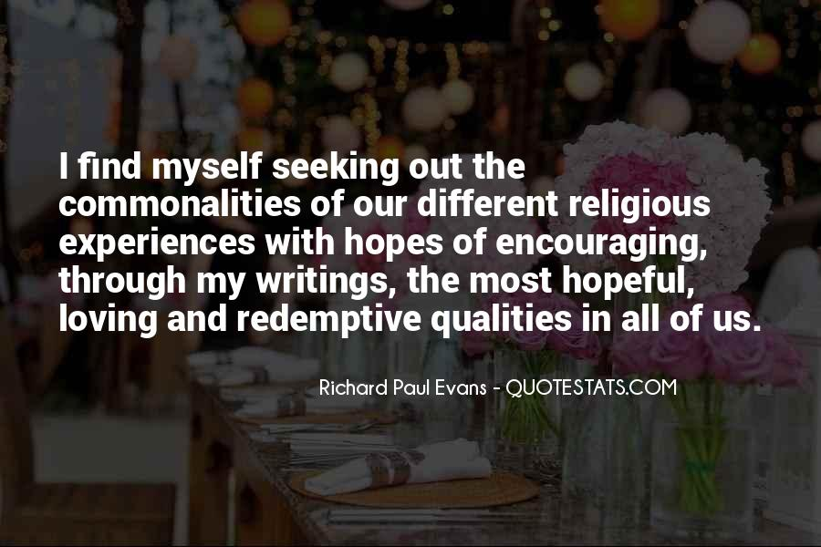 Quotes About Religious Different #1044349