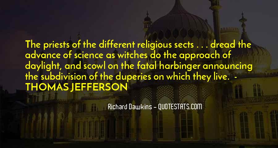 Quotes About Religious Different #1257738
