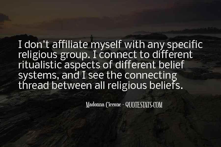 Quotes About Religious Different #1340167