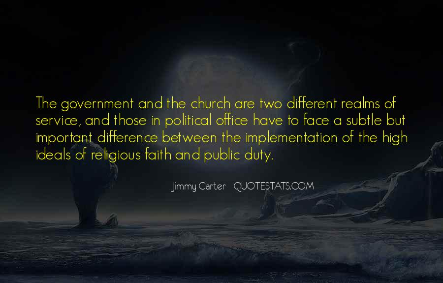 Quotes About Religious Different #1347746