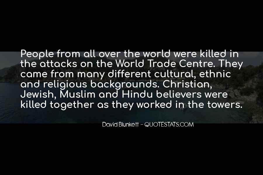 Quotes About Religious Different #1396005