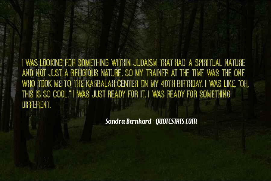 Quotes About Religious Different #1552416