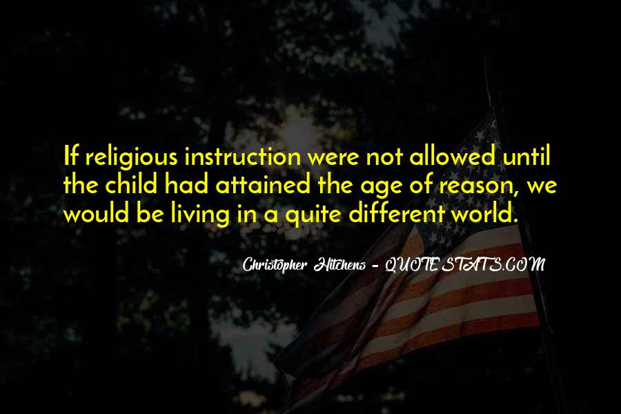 Quotes About Religious Different #1644346