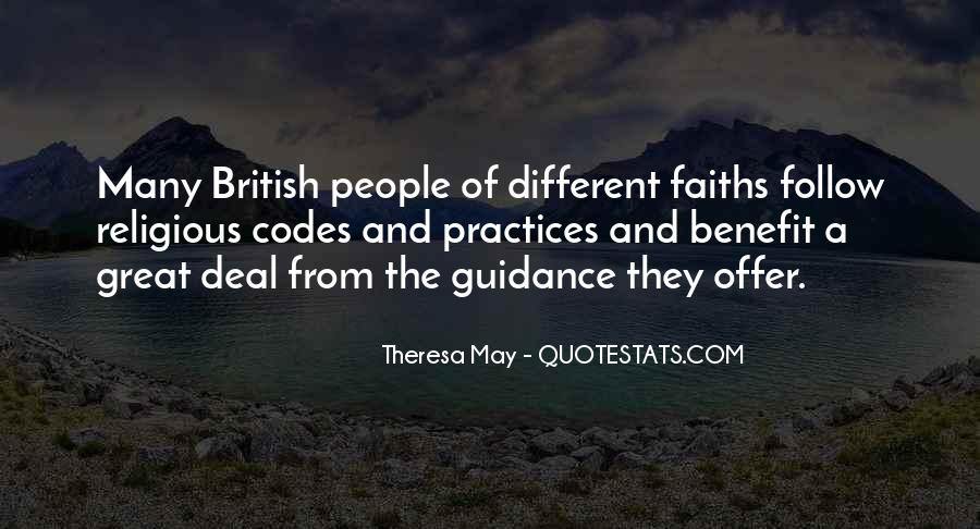 Quotes About Religious Different #1665361