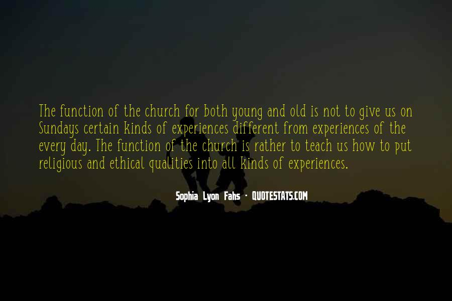Quotes About Religious Different #1731720