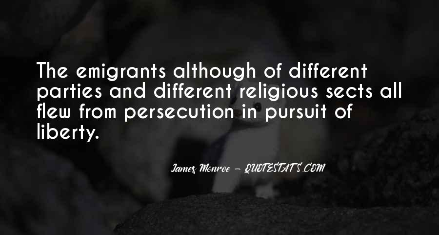 Quotes About Religious Different #247425