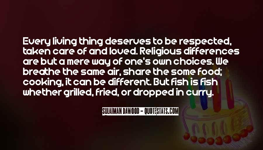 Quotes About Religious Different #336401