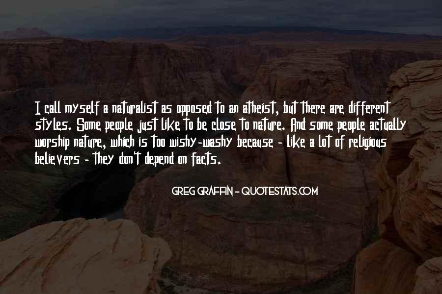 Quotes About Religious Different #420045