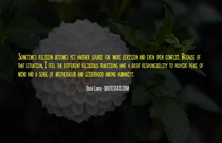 Quotes About Religious Different #579252