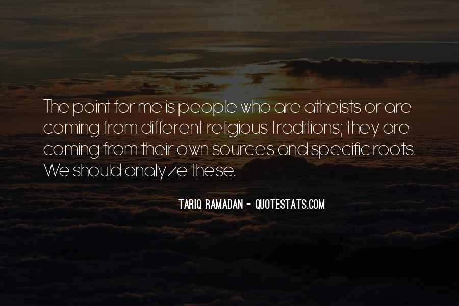 Quotes About Religious Different #853339