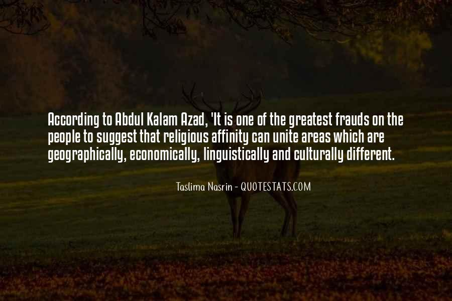 Quotes About Religious Different #951377