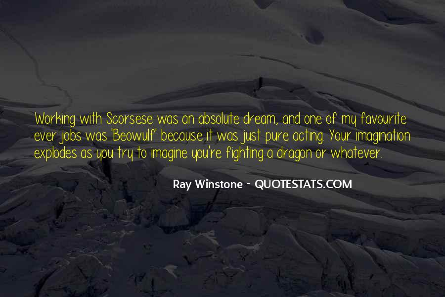Quotes About Beowulf #1366374