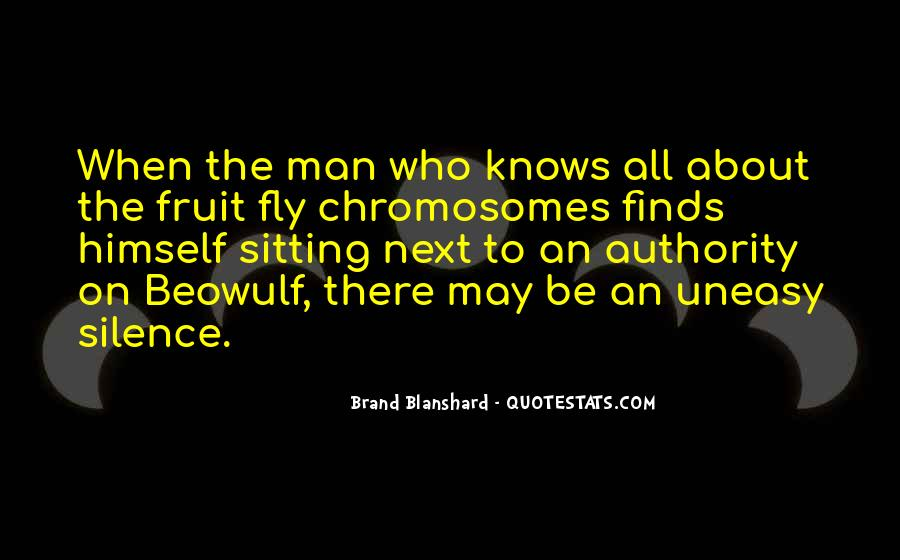 Quotes About Beowulf #1781764