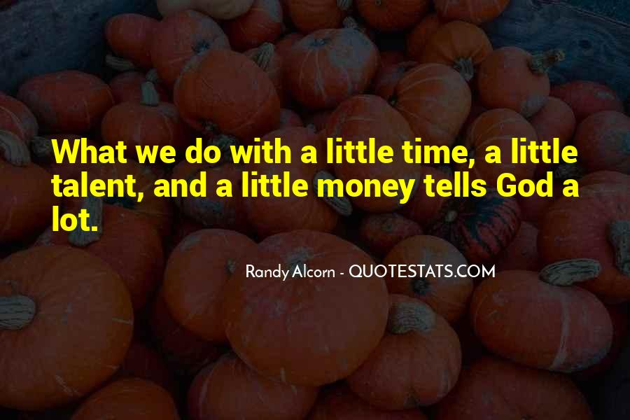Quotes About Time Tells #126533