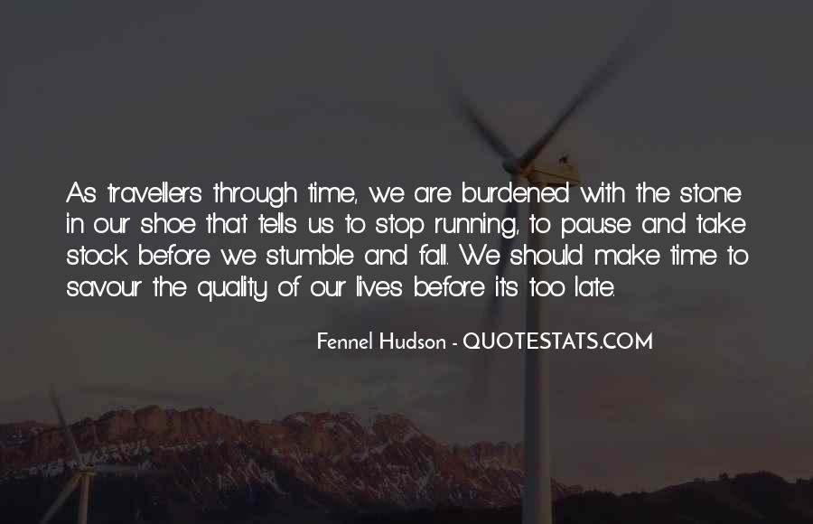 Quotes About Time Tells #155238
